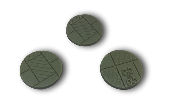 WarheadStudio Industrial Bases - 40mm (3)