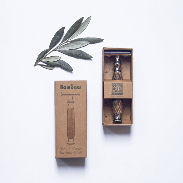 Review Bamboo Safety Razor by Emma Wouterson
