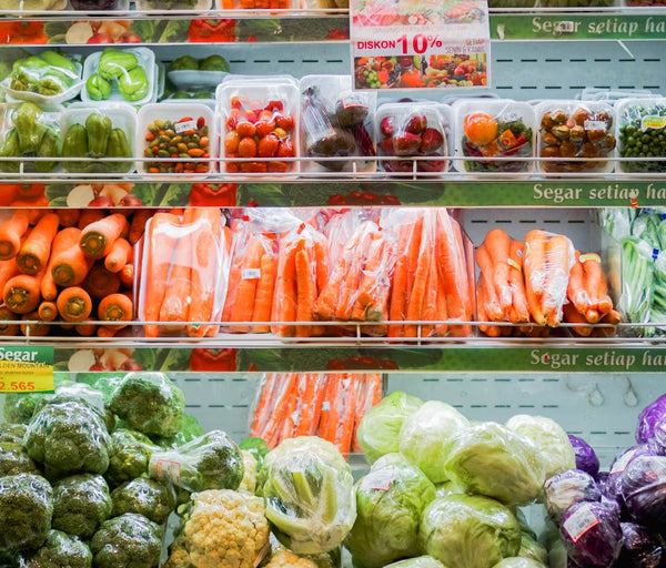 6 plastic free tips for shopping at the supermarket