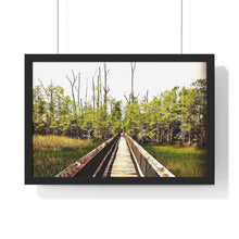 "Load image into Gallery viewer, ""Nature Scenes 3"" Premium Framed Horizontal Poster"