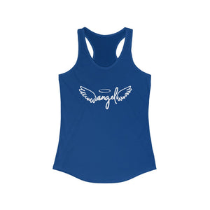 "'Angel"" Women's Ideal Racerback Tank"