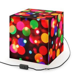 """Festive"" Personalized Ambient Lamp"