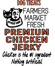 Load image into Gallery viewer, Farmers Market Fresh Premium Chicken Jerky
