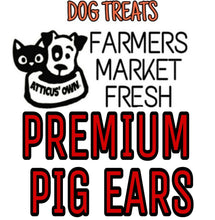 Load image into Gallery viewer, Farmers Market Fresh Premium Pig Ears (3 Pack)