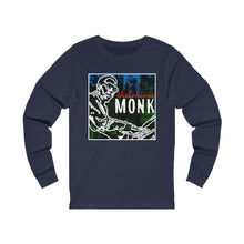 "Load image into Gallery viewer, ""Thelonious"" Custom Vintage Unisex Jersey Long Sleeve Tee"