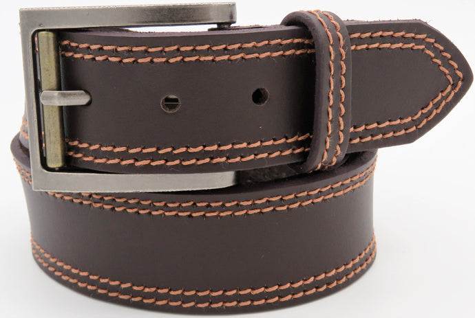 Devon Leather Belt