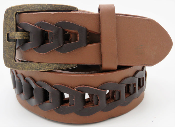 Rohjan Leather Belt