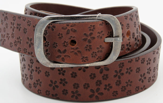 Malvi Leather Belt