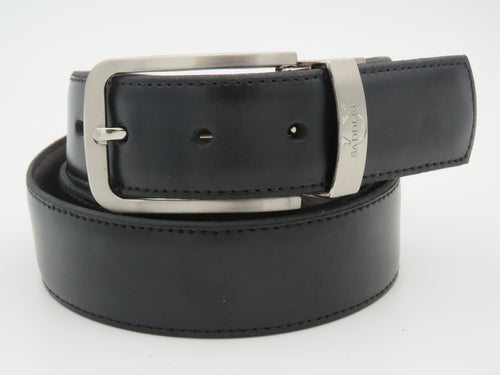Hereford Reversible Leather Belt