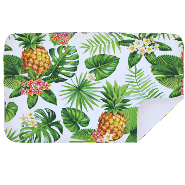 Delicious Monster Pineapple - Microfibre Printed Towel