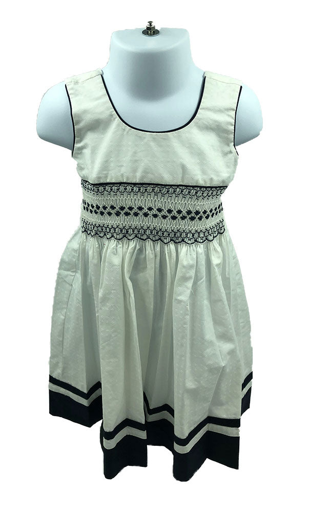 Gavarnie Smocked Dress