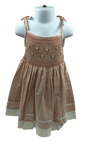 Kourou Smocked Dress