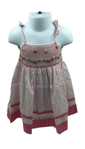 Marseille Smocked Dress