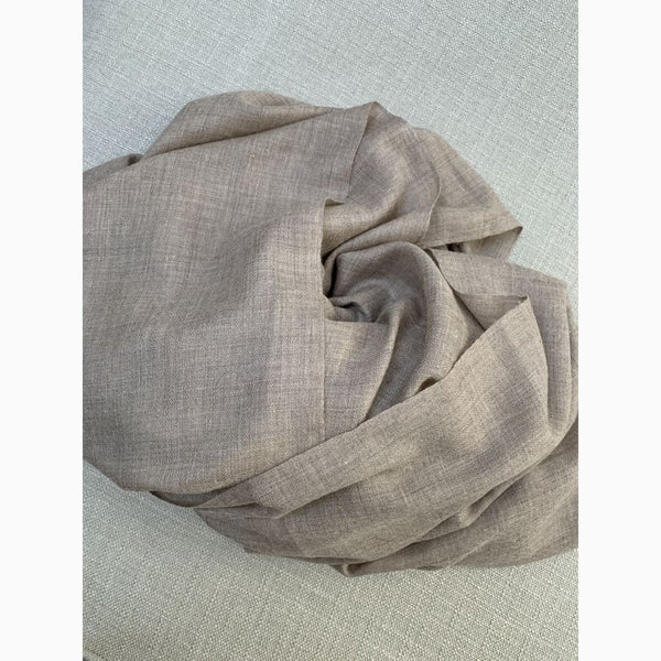 Natural Cashmere XL - Shawl