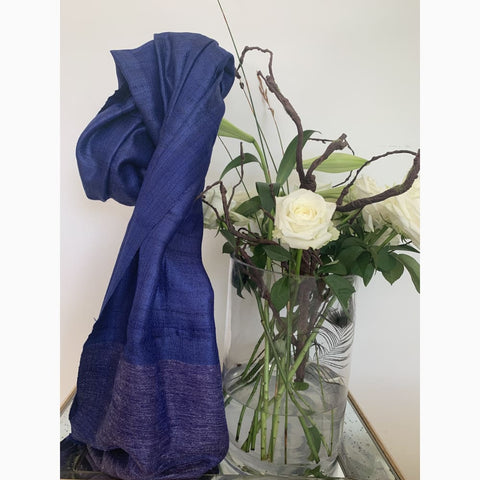 Royal blue - Shawl