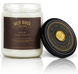 Pele Soy Candle