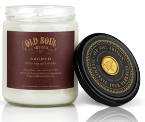 Sacred Soy Candle