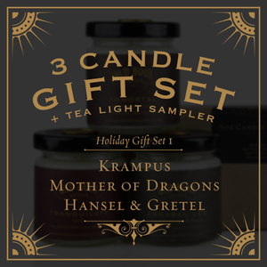 Holiday Gift Set I - Krampus, Mother of Dragons, Hansel & Gretel