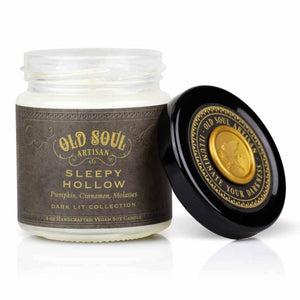 Sleepy Hollow Soy Candle