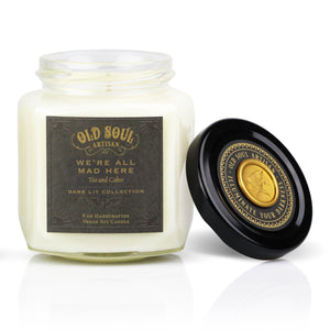 We're All Mad Here Soy Candle