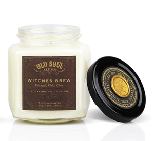 Witches Brew Soy Candle