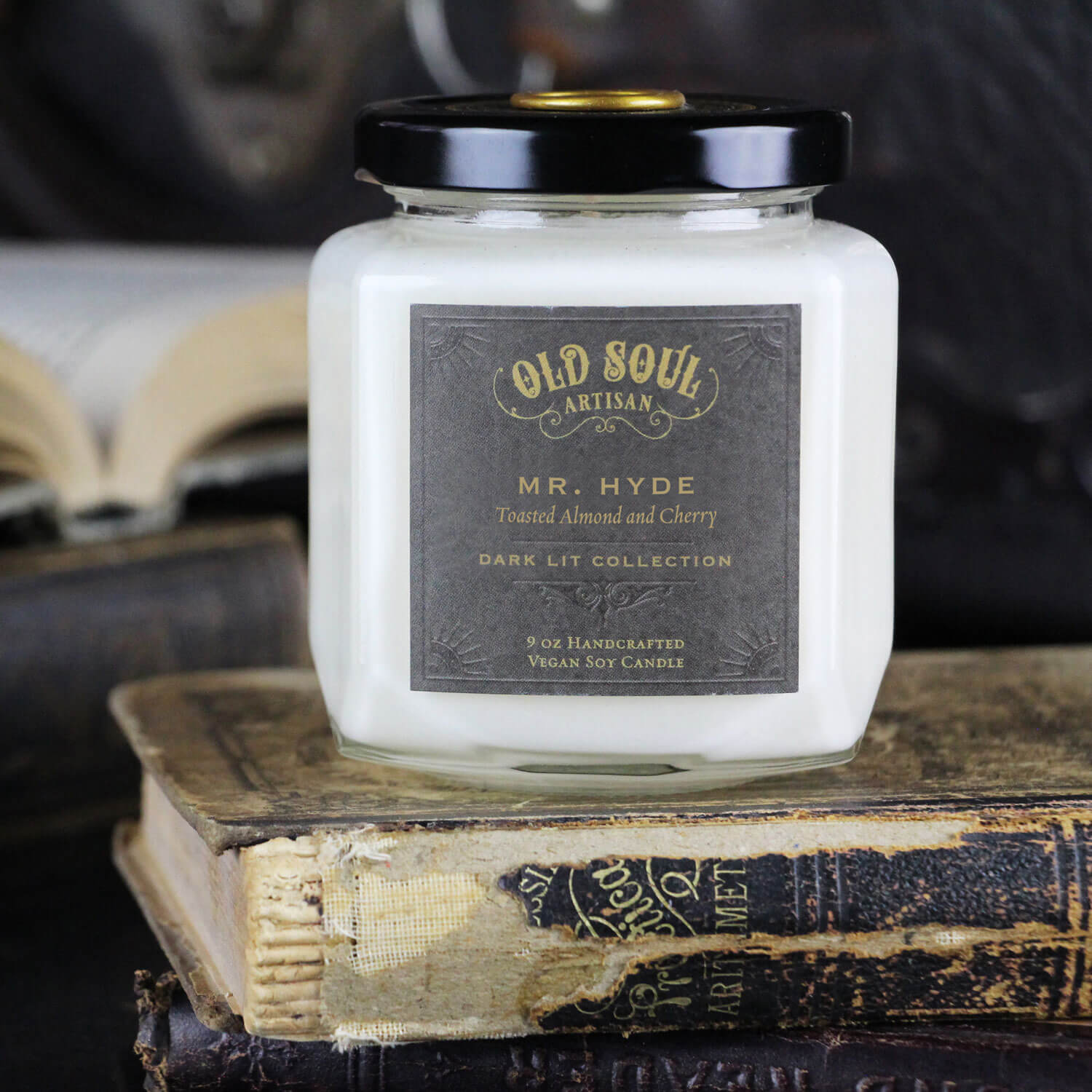 Mr. Hyde Soy Candle