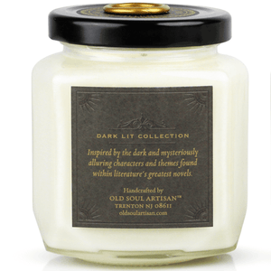 9 oz Soy Candle - Hansel & Gretel (gingerbread, cinnamon, vanilla)