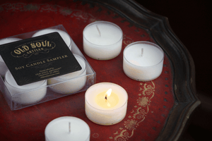 4- Count Tea Light Sampler