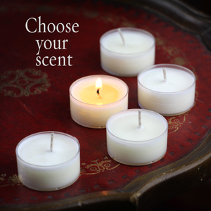 Tea Lights (scented) - Choose your scent