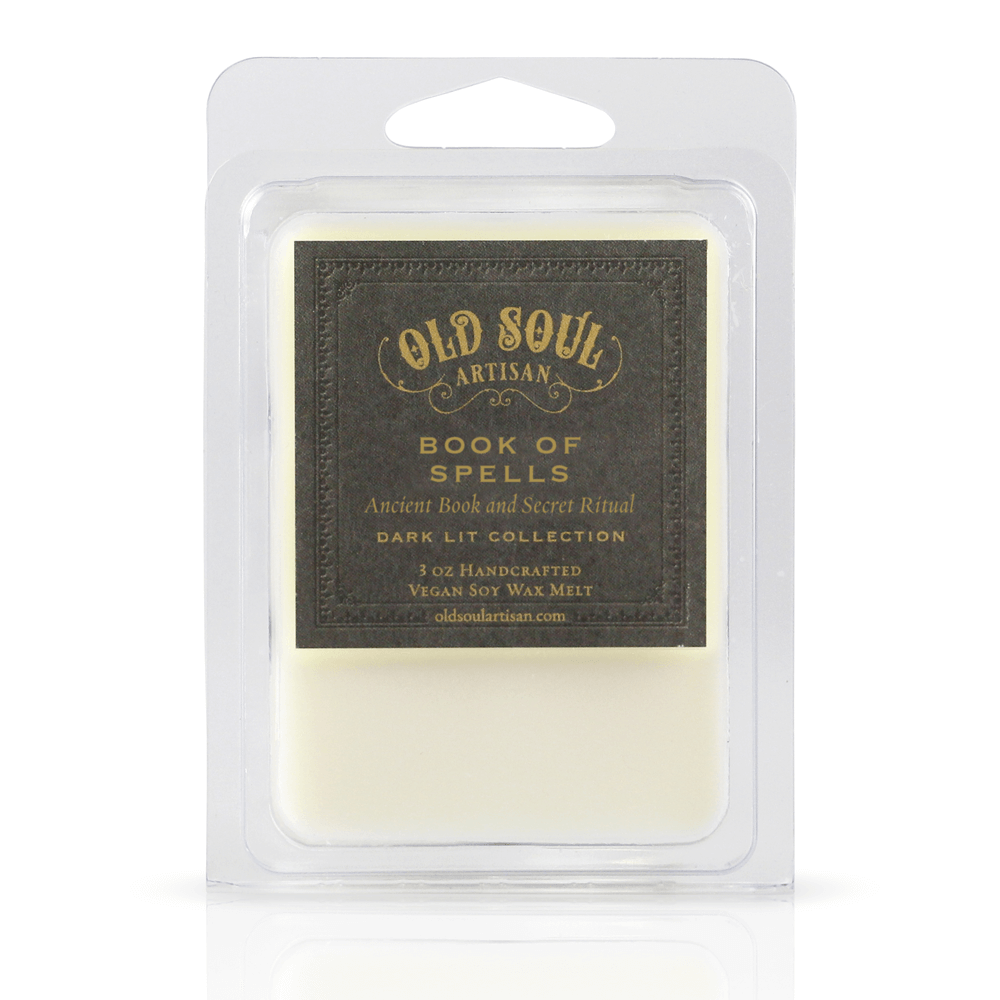 Book of Spells Wax Melts - Old Soul Artisan