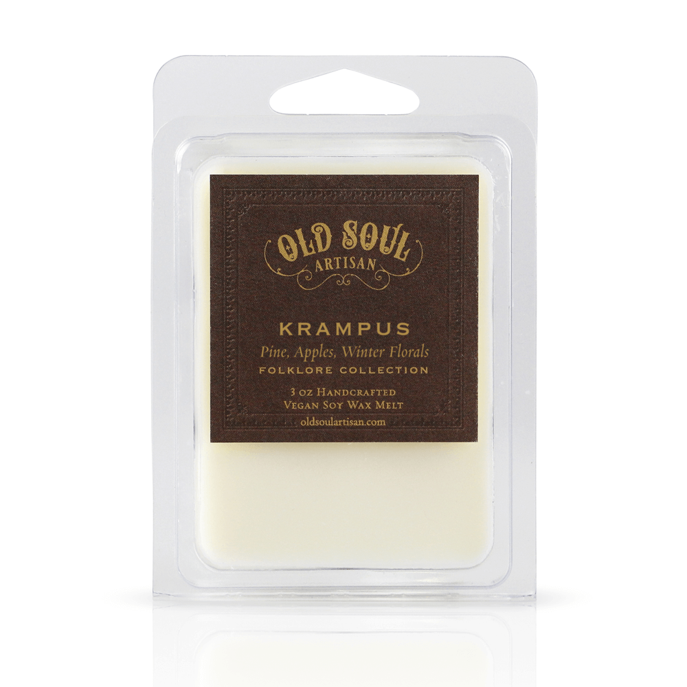 Krampus Wax Melts