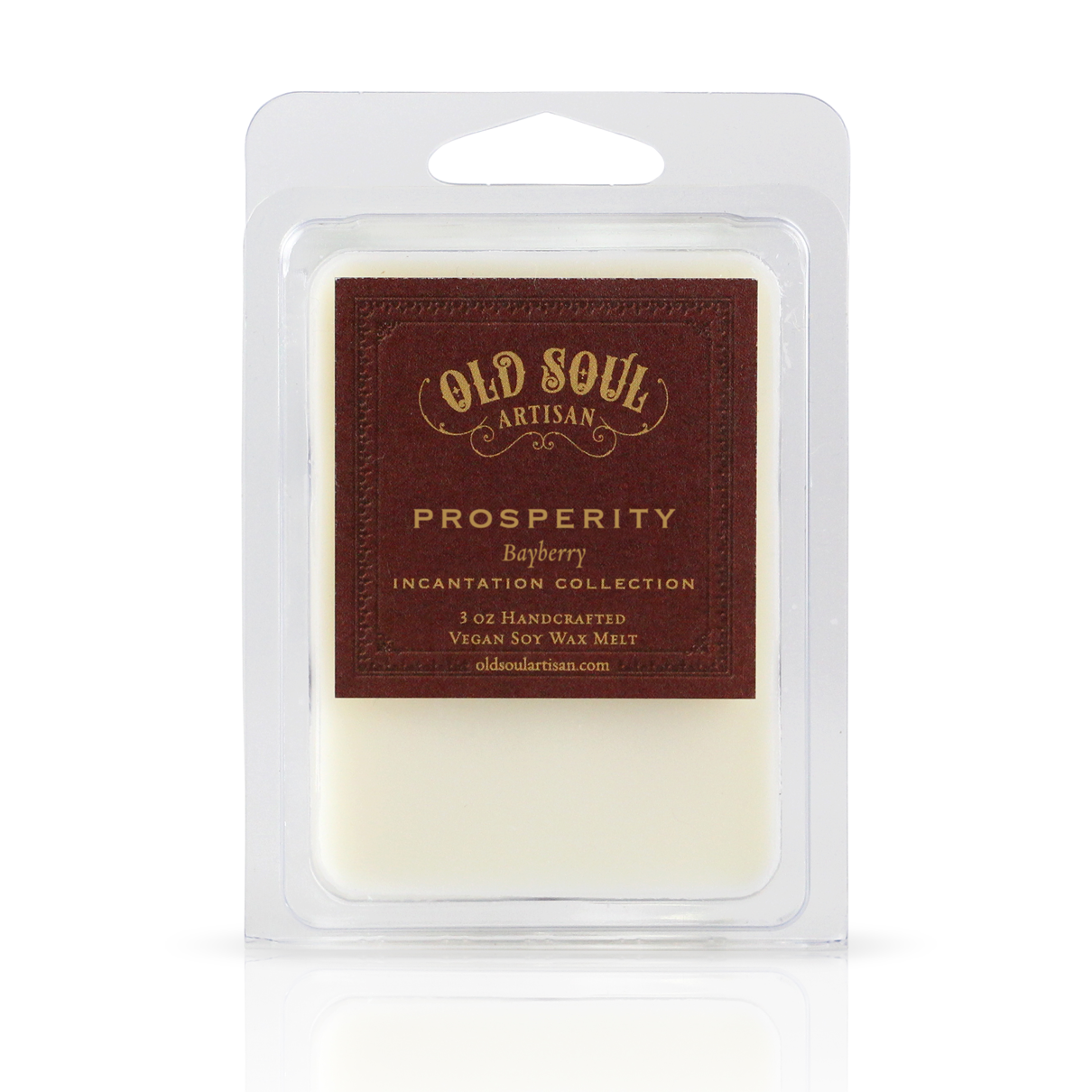 Prosperity Wax Melts (bayberry)
