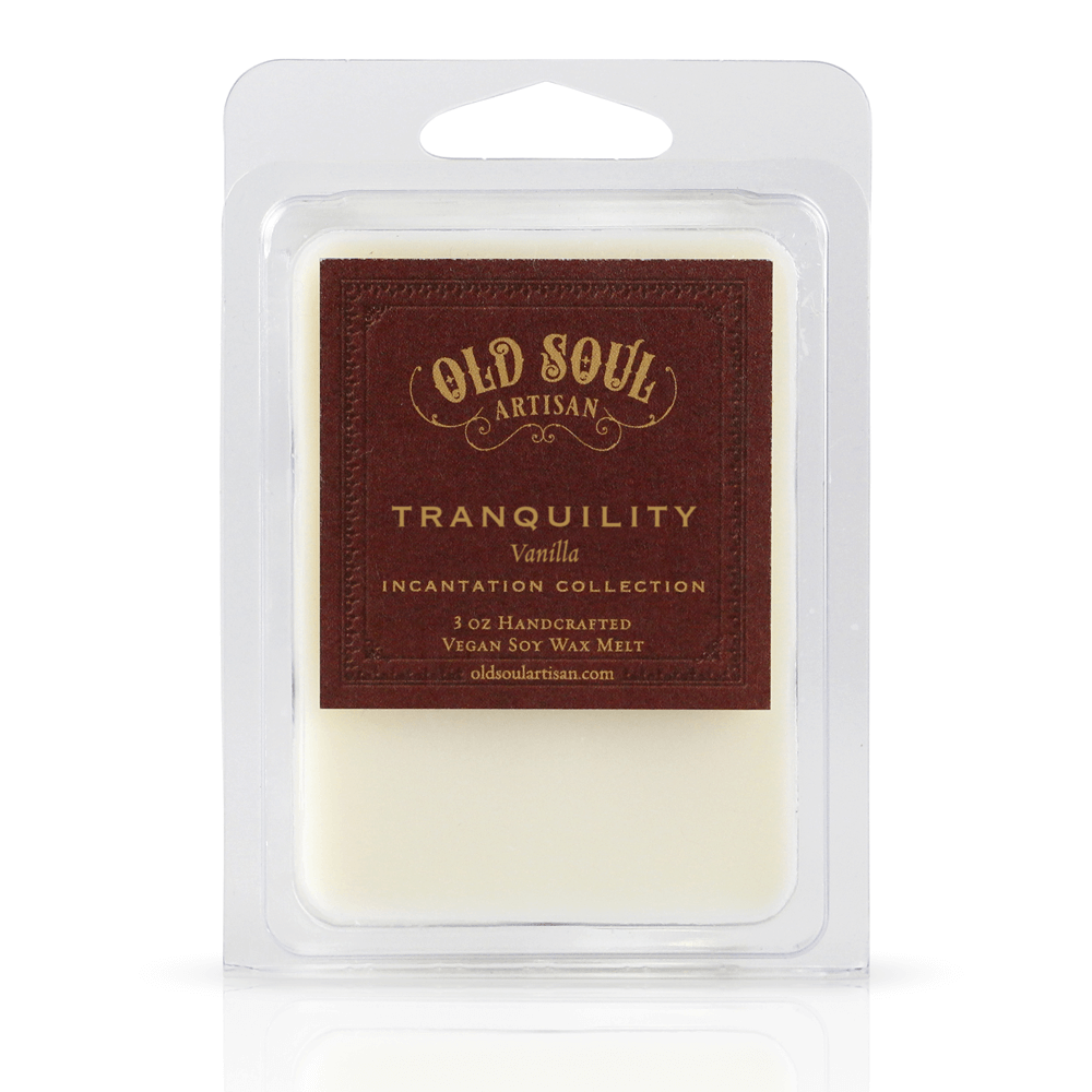 Tranquility Wax Melts - Old Soul Artisan
