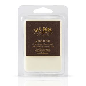 Voodoo Wax Melts - Old Soul Artisan