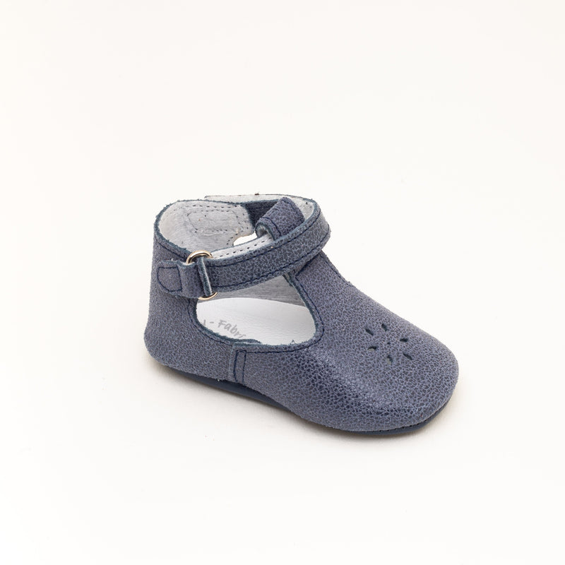 Lewis blue Salome shoes