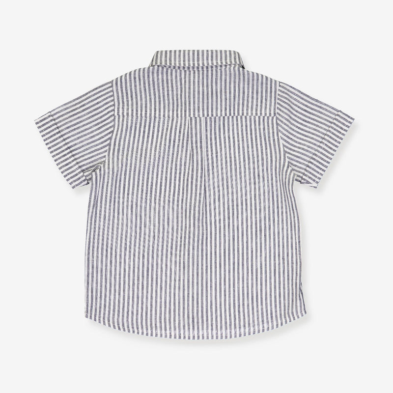 short sleeve back shirt for kid