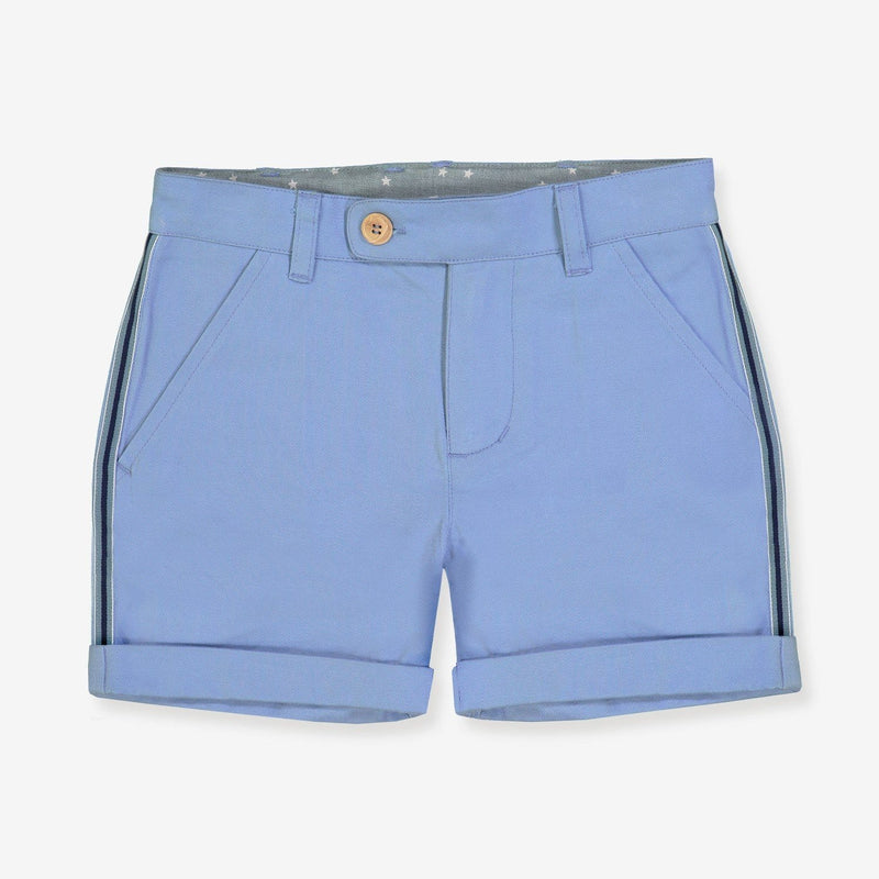 Porcelain blue shorts
