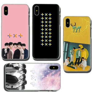 TXT iPhone Case