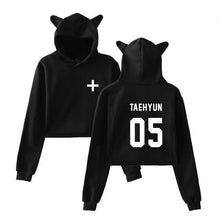Load image into Gallery viewer, TXT Kawaii Bias Hoodie