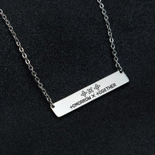 Load image into Gallery viewer, TXT Bias Necklace