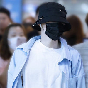 Suga Pin Bucket Hat