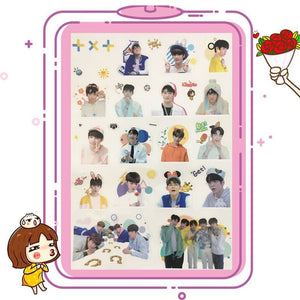 TXT Sticker Set