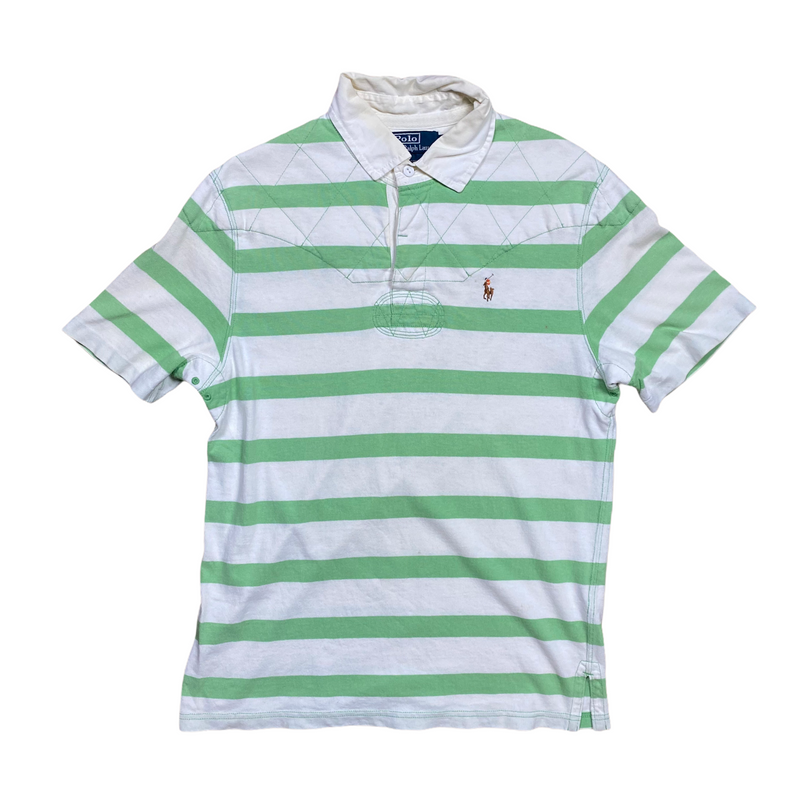 Vintage Ralph Lauren Striped Polo (S)