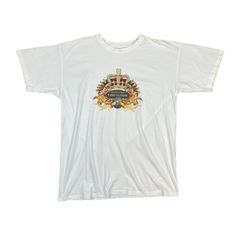 Vintage Pennergame White Tee (L)