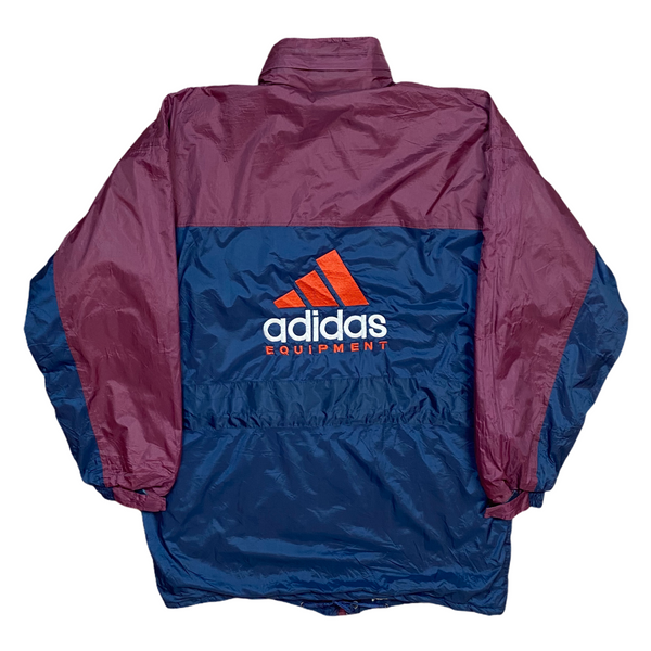 Vintage Adidas Equipment Jacket (L)