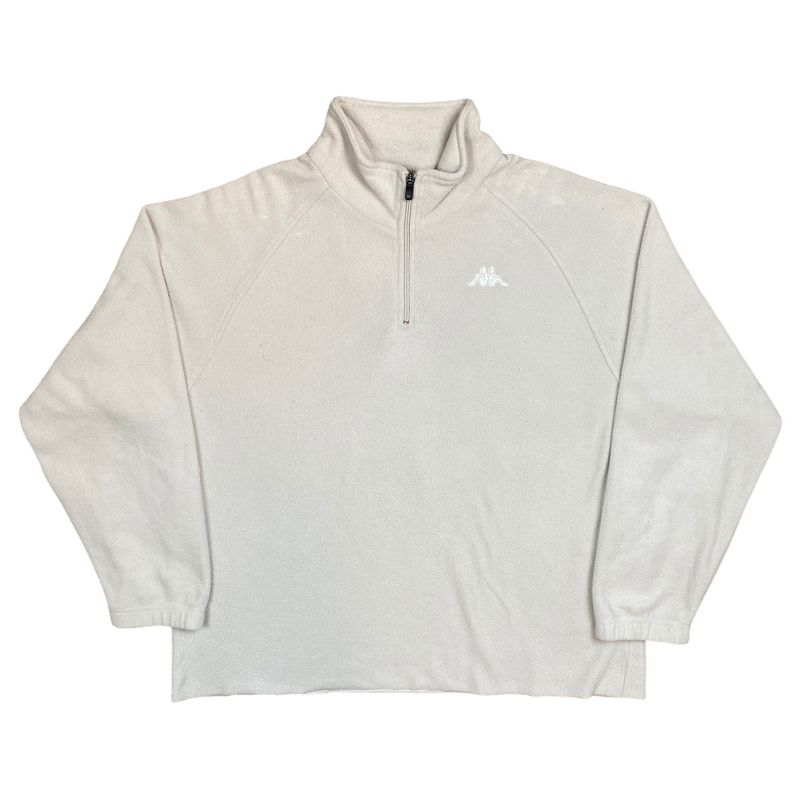 Vintage Kappa 1/4 Zip Fleece (XL)