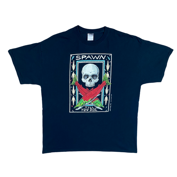 Vintage Spawn 'Till You Die Tee (XL)