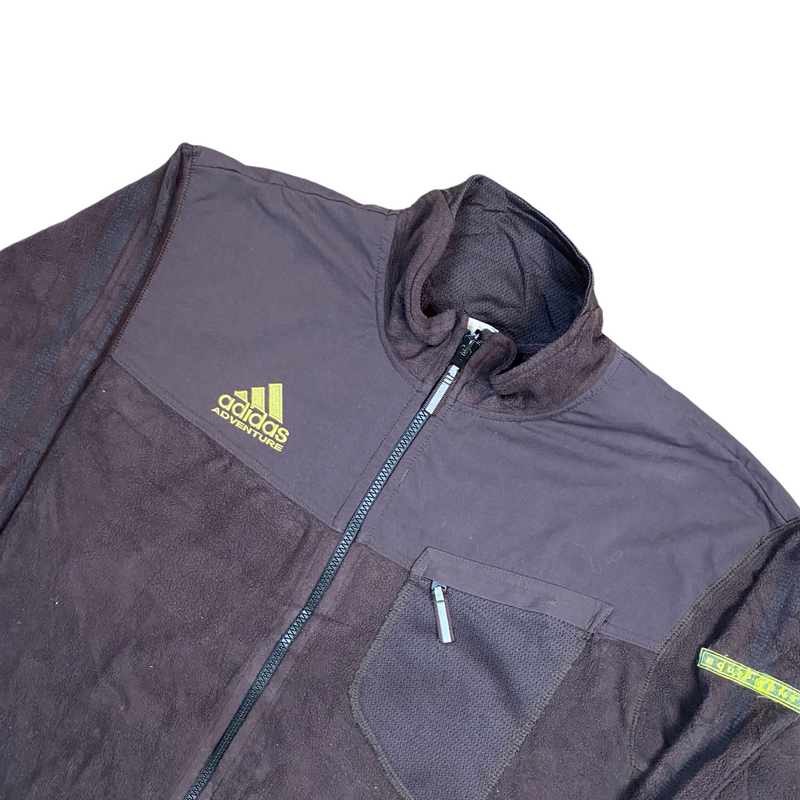 Vintage Adidas Equipment Fleece (M)
