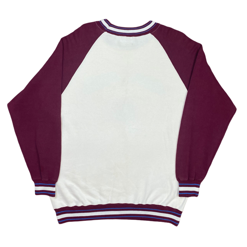 Vintage Chaps Sports Spell Out Sweatshirt (L)