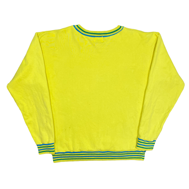Vintage Benetton Spell Out Sweatshirt (S)
